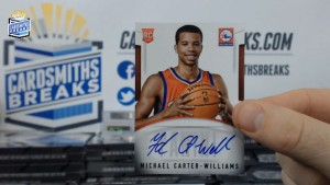 2013-14 Panini Court Kings - Michael Carter-Williams Auto