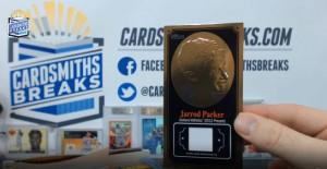 2014 Topps Heritage - Jarrod Parker - 1965 Giant Baseball Players Box Loader - 12/25