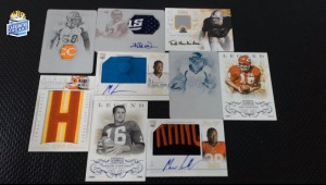 2013 Panini National Treasures - Low Numbered Cards Gathering