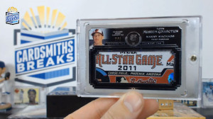 2013 Topps Museum Collection - Manny Machado - All-Star Game Patch 1/1
